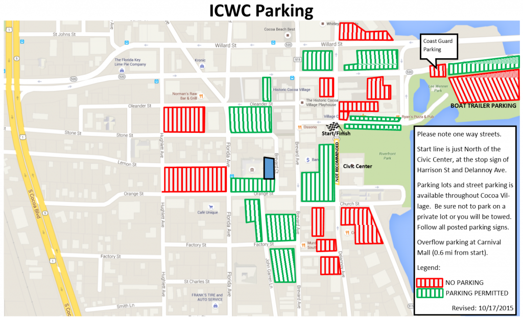 ICWC-Parking